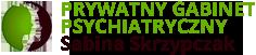 logo prywatny gabinet psychiatryczny - Sabina Skrzypczak