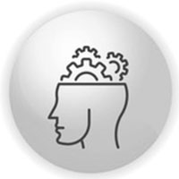 ikona praca umysłu